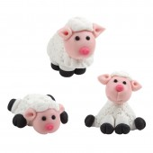 Marzipan Sheep Pk/3