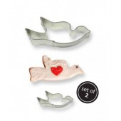 PME Cookie Dove Cutters Set/2