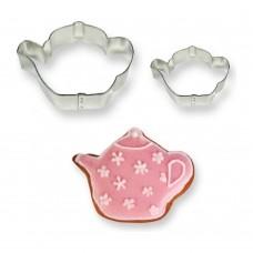 PME Teapot Cookie Cutters Set/2
