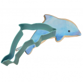 Blue Dolphin Cookie Cutter