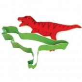 Green Tyrannosaurus Cutter
