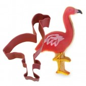 Pink Flamingo Cookie Cutter