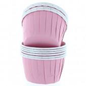 Pink Baking Cups Pk/12