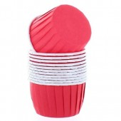 Red Baking Cups Pk/12