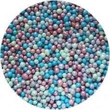 Glimmer Mermaid Mini Pearls 80g