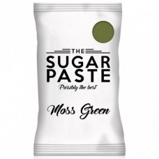 1kg - THE SUGAR PASTE™ Moss Green
