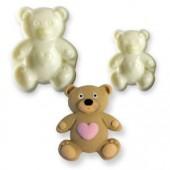 JEM Pop It - Teddy Mould Set/2