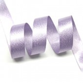 15mm Lilac Sparkle Ribbon