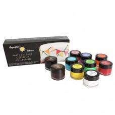 Sugarflair Mixed Paste Collection 10 x 10g