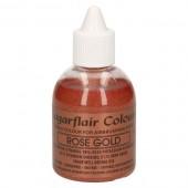 Sugarflair Airbrush Rose Gold 60ml