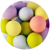 20mm Pastel Choco Balls 80g