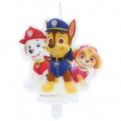 PAW Patrol Candle - Chase, Skye & Marshall