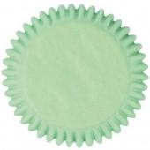Culpitt Pastel Green Buncases Pk/50