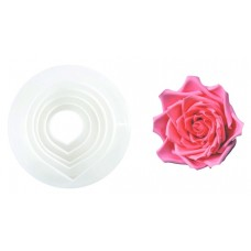 FMM Rose Petal Cutter Set/5