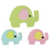 FMM Mummy & Baby Elephant Cutters