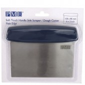 PME Soft Touch Side Scraper - Plain