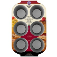 Wilton Non-Stick King Size Muffin Tin