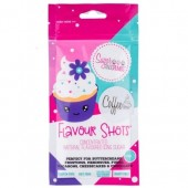Flavour Shots! Concentrated Flavoured Icing Sugar - Coffee