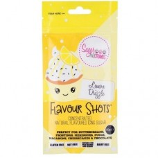 Flavour Shots! Concentrated Flavoured Icing Sugar - Lemon Drizzle