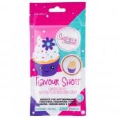 Flavour Shots! Concentrated Flavoured Icing Sugar - Orange Zest