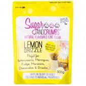 Sugar & Crumbs Lemon Drizzle Icing Sugar 500g