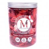 Freeze Dried Strawberry Slices 80g