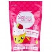 Sugar & Crumbs White Chocolate & Raspberry Icing Sugar 500g