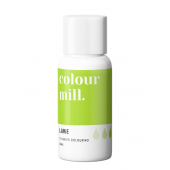 Colour Mill Oil Based Colouring 20ml - Lime