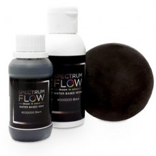 Spectrum Flow Water Based Airbrush Colour 100ml - Black