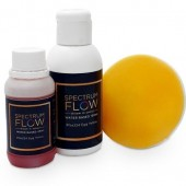 Spectrum Flow Water Based Airbrush Colour 100ml - Egg Yellow