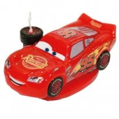 Cars Candle