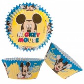 Blue Mickey Mouse Buncases Pk/25