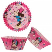 Pink Minnie Mouse Buncases Pk/25