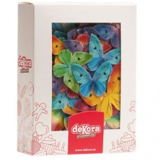 Dekora Edible Wafer Butterflies Box/87
