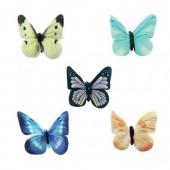 SugarSoft Assorted Butterflies Box 20