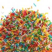 Dekora Multicoloured Sugar Strands 1.2kg