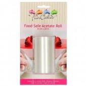 FunCakes Acetate Roll - 8cm X 20m