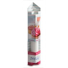 "16"" Clear Disposable Piping Bags Pk/20"