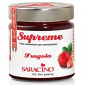 Saracino Strawberry Paste Flavour 200g