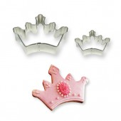 PME Crown Cookie Cutters Set/2