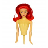 PME Red Head Doll Pick