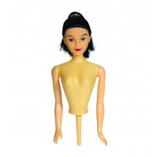 PME Black Hair Doll Pick