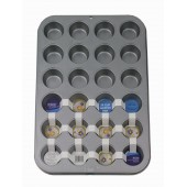 PME Non-Stick 24 Cup Mini Muffin Tin