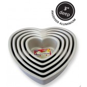 "8"" PME Heart Tin"