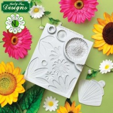Flower Pro Ultimate Sunflower / Daisy Silicone Mould and Veiner