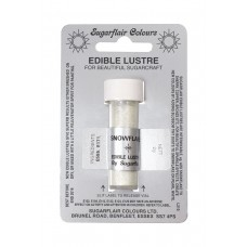 Sugarflair Lustre Dust Snowflake