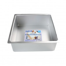 "PME 10"" Square Tin"