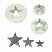 PME Star Cutters Set/3