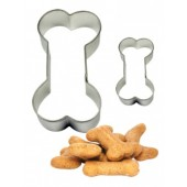 PME Bone Cookie Cutters Set/2