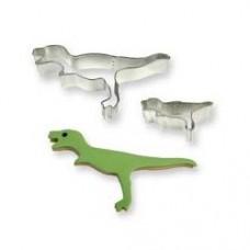 PME Dinosaur Cookie Cutters Set/2